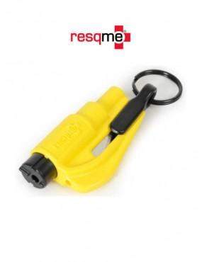 Brise-vitre coupe-ceinture jaune Resqme