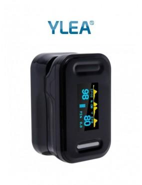 Oxymètre de pouls digital noir YK-81C Ylea