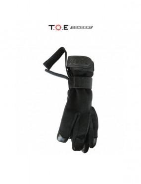 Porte-gants en cordura noir...
