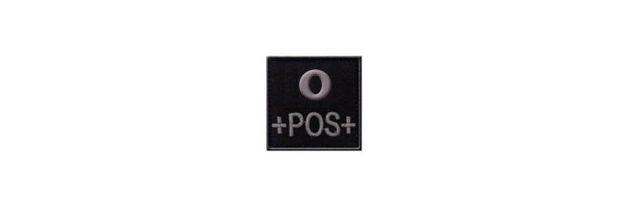 Écussons / Patchs - Identifier ses pochettes